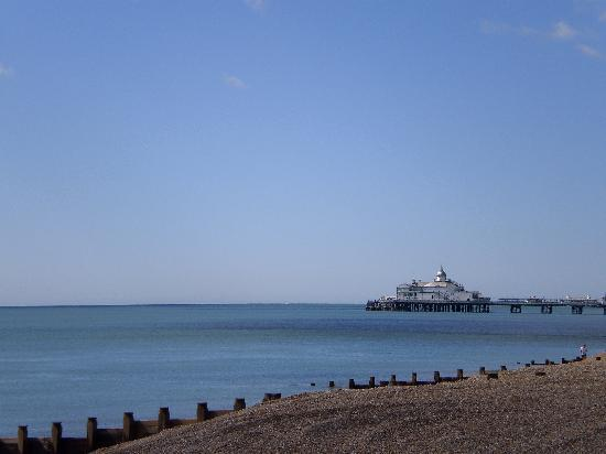 Eastbourne pier