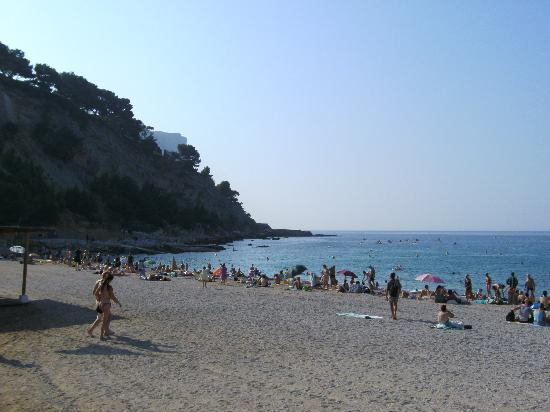Kleiner Strand bei Cassis