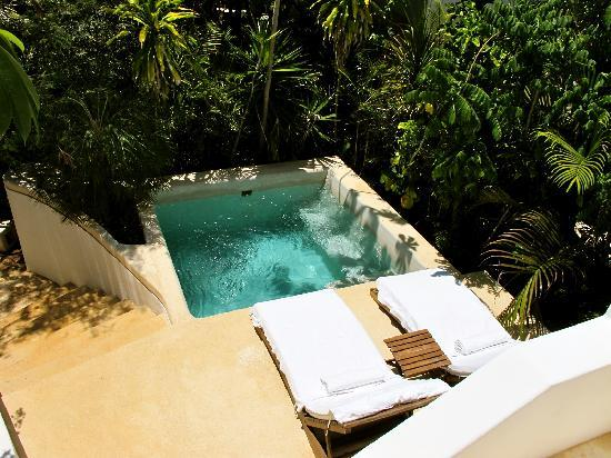 Esencia: Private Plunge Pool