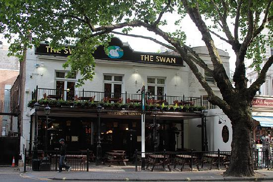 from Eli the white swan bar gay london