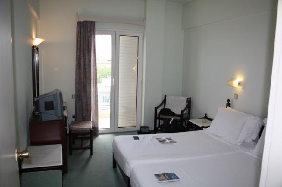 Samaria Hotel: My room