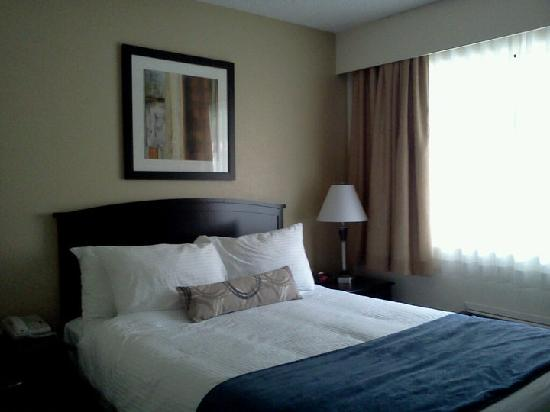 BEST WESTERN PLUS Kings Inn & Conference Centre: Very comfortable