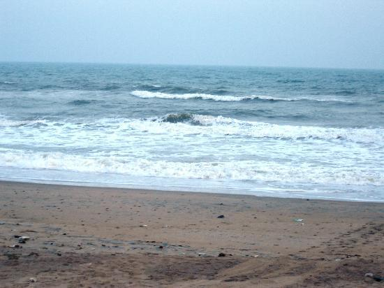 Seabeach Near Hotel Picture Of Hotel Golden Dust Puri Tripadvisor