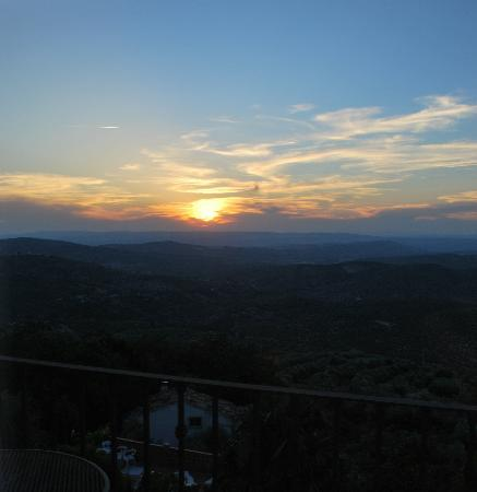 La Iruela, Espagne : The view from the room 