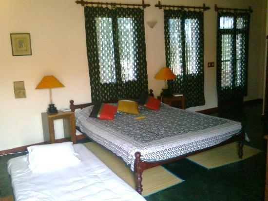 Kailash Beach Resort: Our room