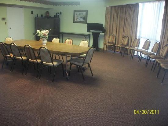 Days Inn And Suites Duncan/Spartanburg: Meeting Room