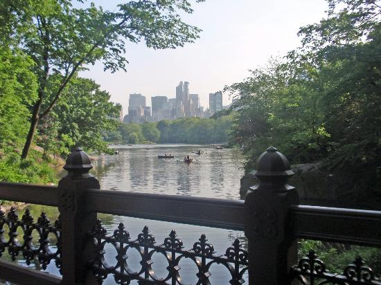 West Side YMCA: beautiful Central Park