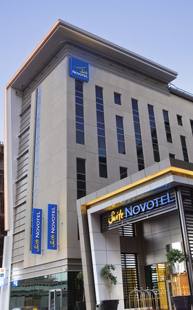 Suite Novotel Mall Of The Emirates: Exterior