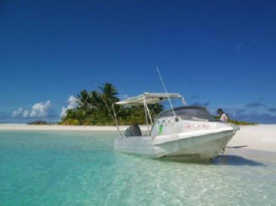 Tamanu Beach: Lagoon Tour - Honeymoon Island