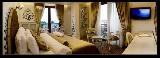 Ottoman Hotel Park: Deluxe Room