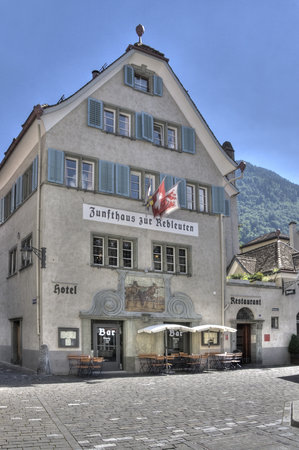 Photo of Zunfthaus zur Rebleuten Chur