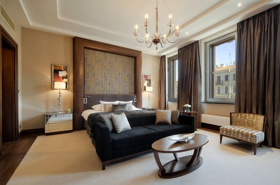 Corinthia Hotel St. Petersburg: Royal Suite