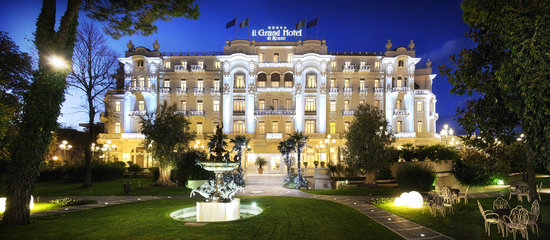 Photo of Grand Hotel Rimini