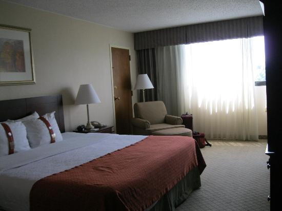 Holiday Inn Johnson City : King Room