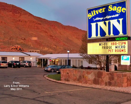 Photo of Silver Sage Inn Moab