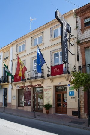 Hotel San Cayetano