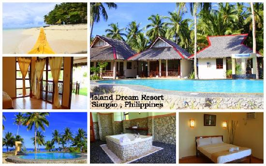 Island Dream Palm Paradise Resort: Island Dream Resort, Siargao Island, Philippines