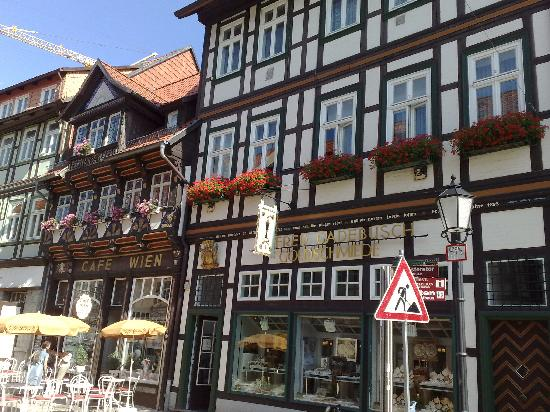 alojamientos bed and breakfasts en Wernigerode