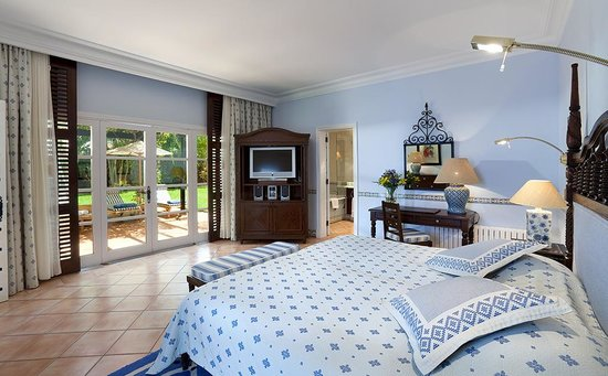Seaside Grand Hotel Residencia: Presidential Suite