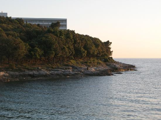 Pula, Verundela Beach
