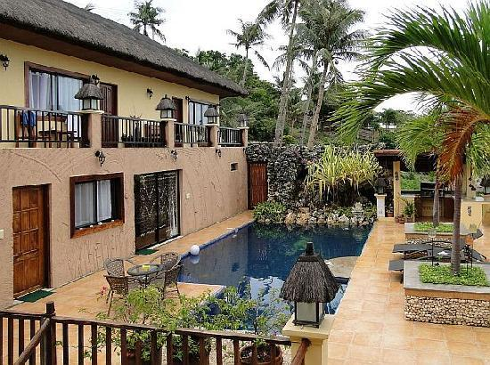 Palm Breeze Villa: The Pool