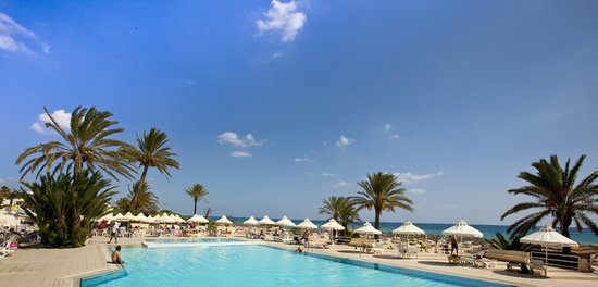 Photo of Omar Khayam Hotel Hammamet