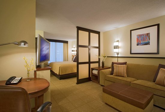 Hyatt Place Charlotte Airport/Tyvola Road: Standard Guest Room