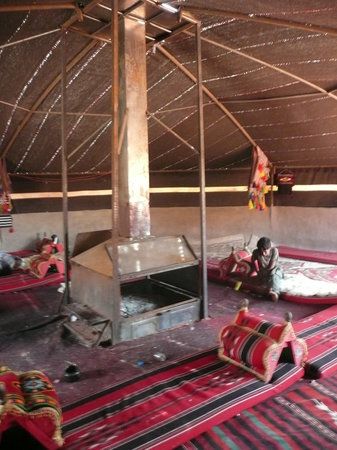 Badia Tours & Stables - Bedouin Camp
