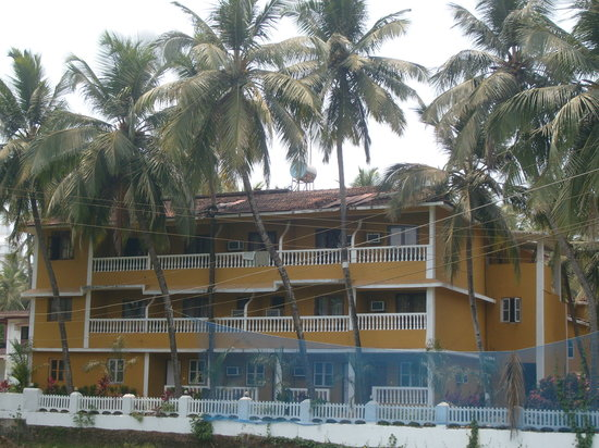 Saffron Resort