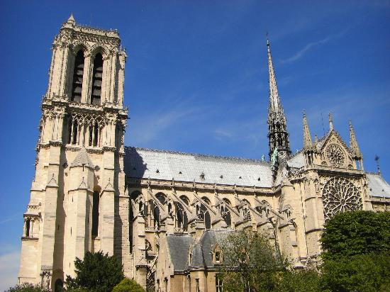 Photos of Notre Dame Cathedral, Paris