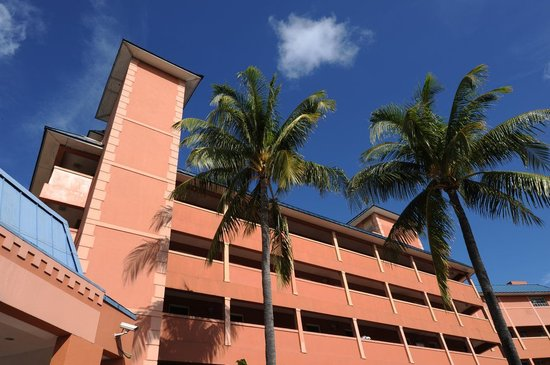 Nassau Palm Hotel