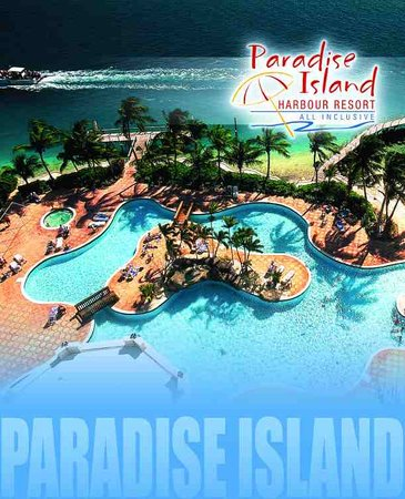 Paradise Island Harbour Resort All Inclusive: Welcome!