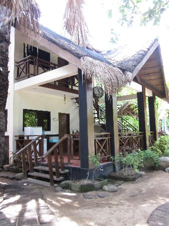 Sabangan Beach Resort: Loft A facade