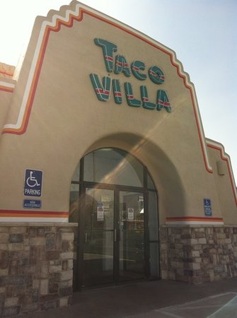 Taco Villa Menu And Prices