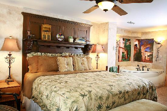 Prairieside Suites: Our Spanish Hacienda Suite