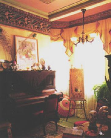 The Parlor at Leith Hall