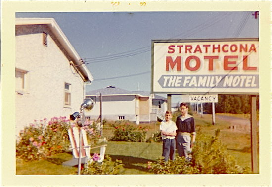 Strathcona Motel