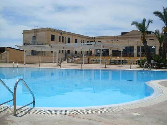 Room with a view picture of delfino beach hotel marsala - Hotels in catania with swimming pool ...