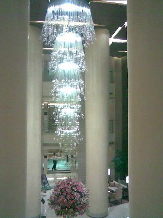 Trident, Bandra Kurla, Mumbai: Entrance of the Hotel