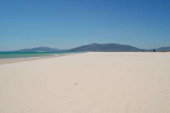 Tarifa Beach.