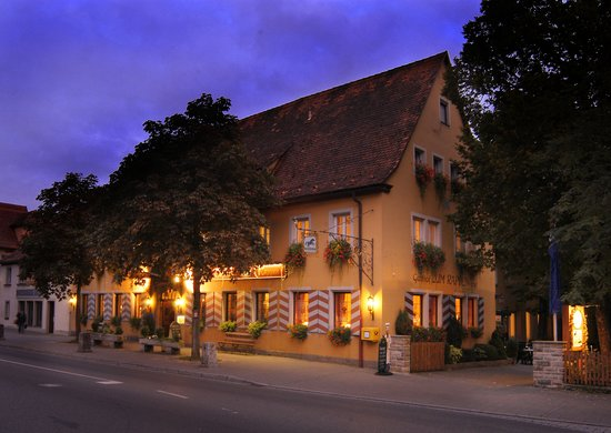 Hotel Rappen Rothenburg ob der Tauber