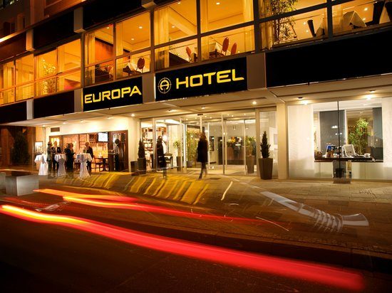 Europa Hotel Ludwigshafen