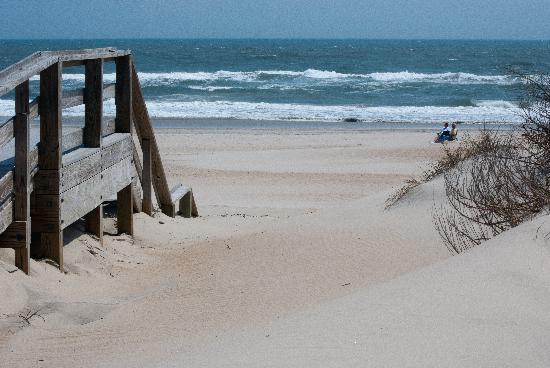 Outer Banks, NC: The #1 Beach on Ocracoke Island