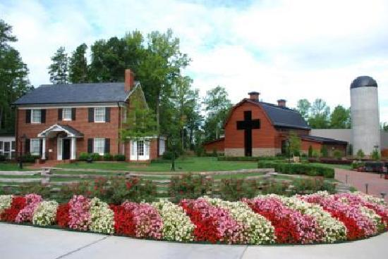 billy graham library. Billy Graham Library