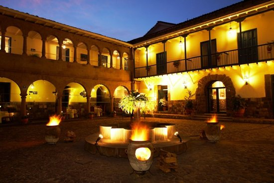Libertador Palacio del Inka Hotel Cusco