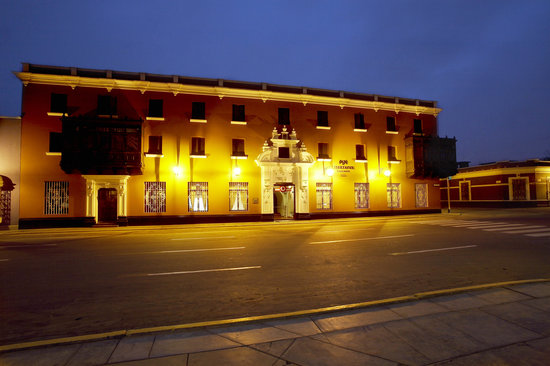 Hotel Libertador Trujillo