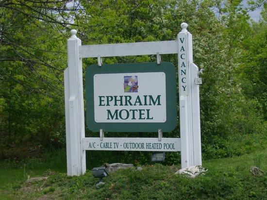 Welcome to the Ephraim Motel