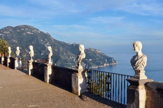 Ravello, Włochy: The Terrace