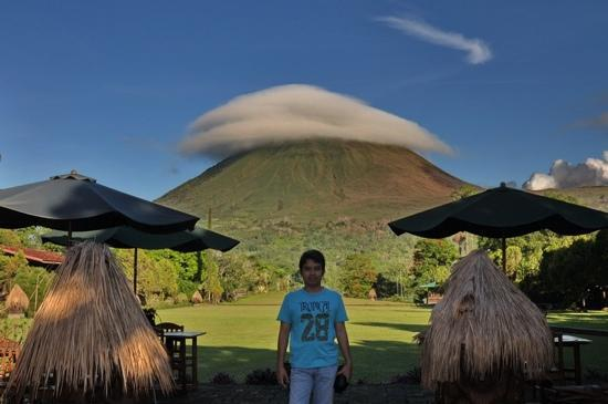 Manado, Indonsie : at lokon - tomohon 