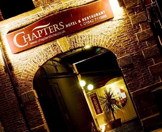 Photo of Chapters Hotel and Restaurant Stokesley